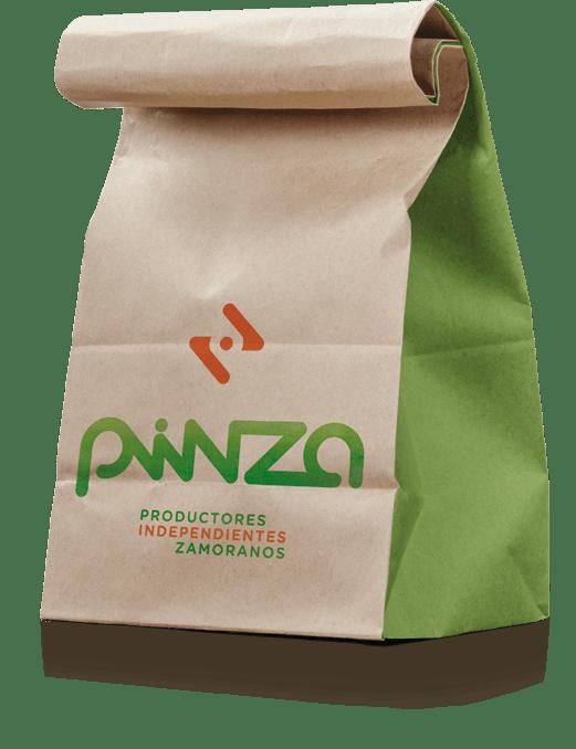 PINZA. Bolsa de productos zamoranos
